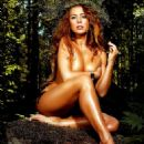 "Photo Zhanna Friske in the magazine ""Maxim"" 2006"
