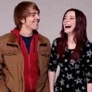 Shane Dawson and Cherami Leigh