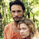 Rodrigo Santoro and Kiele Sanchez