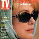 Catherine Deneuve - TV Magazine Cover [France] (16 June 2002)
