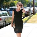 Maria Sharapova is seen out and about in Los Angeles, California on August 1, 2016 - 415 x 600