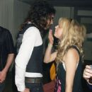 Peaches Geldof and Russell Brand - 454 x 762