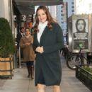 Jennifer Garner – Leaving the 92nd Street Y Center in New York City