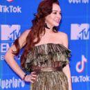 Lindsay Lohan – 2018 MTV Europe Music Awards in Bilbao - 454 x 681