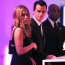 Jennifer Aniston & Justin Theroux: MOMA Mates