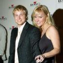 Leighanne & Brian Littrell - 2004 - BMG Grammy Awards