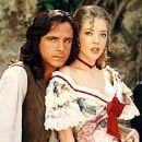 Eduardo Palomo and Edith González