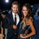 Kellan Lutz and Sharni Vinson - 349 x 466