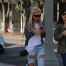 Amanda Bynes Street Style Out In West Hollywood