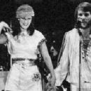 Benny Andersson and Anni-Frid Lyngstad - 275 x 222