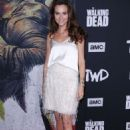 Hilarie Burton – 'The Walking Dead' Premiere in West Hollywood - 454 x 691