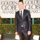 Michael Fassbender Suits Up for the 2012 Golden Globes