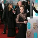 Amy Adams At The BAFTAs (2013)