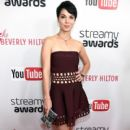 Pamela Horton - 2016 Streamy Awards - 400 x 600
