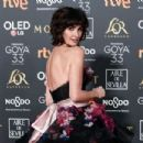 Paz Vega- Goya Cinema Awards 2019 - Red Carpet - 454 x 303
