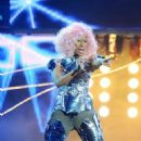 Nicki Minaj Opens Up The 2011 AMAs