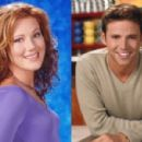 David Lascher and Elisa Donovan