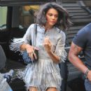 Kendall Jenner – Arrives at the Four Seasons George V hotel in Paris