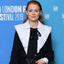 Emily Beecham – 'Little Joe' Premiere – 2019 BFI London Film Festival - 454 x 684