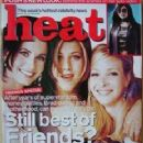 Courteney Cox - Heat Magazine Cover [United Kingdom] (15 July 2000)