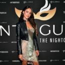 Eiza Gonzalez- Conor McGregor Official Fight After Party At Intrigue Nightclub, Wynn Las Vegas - 408 x 600