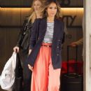Jessica Alba – Leaving Her Hotel in NYC