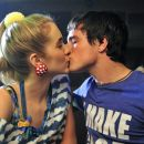 Josh Hutcherson and Spencer Locke