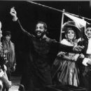 "Hal Linden as Mayer Rothschild in the 1970 broadway musical ""The Rothschilds"""