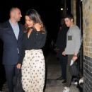 Priyanka Chopra – Night out at the Chiltern Firehouse in London - 454 x 660