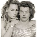 Marilyn with Gavin Rossdale - vintage 80's - 235 x 375