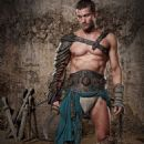 Andy Whitfield As Spartacus In Spartacus: Blood And Sand