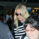 Gwyneth Paltrow Arriving At Jfk Airport In New York City