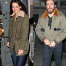 Katie Holmes and Jake Gyllenhaal