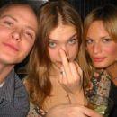 Natalia Vodianova and Justin Portman - 454 x 340