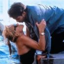 Sharon Stone and Dylan McDermott