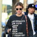 Lucy Hale Out and About in Studio City 03/09/2019 - 454 x 679