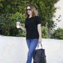 Rachel McAdams – Shopping in Los Angeles - 454 x 558