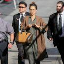 Jessica Alba Appears on 'Kimmel' - 447 x 600