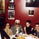 Hedi Slimane, Ingrid Sischy, Karl Lagerfeld, L'Wren Scott & Jeremy Scott