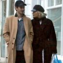 Andrew Garfield and Rita Ora