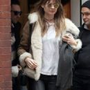 Behati Prinsloo Style Out In Nyc
