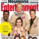 Bill Murray, Dan Aykroyd, Ernie Hudson, Tina Fey, Lindsay Lohan, Michelle Pfeiffer, Jeff Bridges, Beau Bridges, Joshua Malina, Josh Charles - Entertainment Weekly Magazine Cover [United States] (14 November 2014)