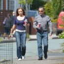 Michael Le Vell and Louise Gibbons - 454 x 438