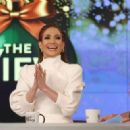 Jennifer Lopez at The View in New York