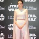 Daisy Ridley – 'Star Wars: The Rise of Skywalker' Special Fan Event in Tokyo