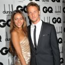 Jessica Michibata And Jenson Button - 2009 GQ Men Of The Year Awards At The Royal Opera House In London (September 9 2009)