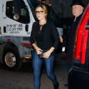 Kate Winslet – Arrives at a screening for her new movie in New York City