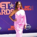 Garcelle Beauvais – 2018 BET Awards in Los Angeles - 454 x 667