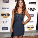 Kayla Ewell - Spike TV's Scream 2010 Held At The Greek Theatre On October 16, 2010 In Los Angeles, California - 454 x 762