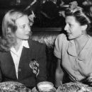 Rita Hayworth with best friend Evelyn Keys